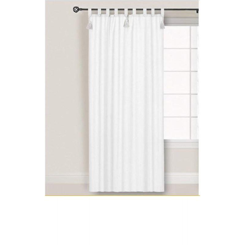 Tenda Blanc Mariclò 150x300 cm, bianco, infinity ...