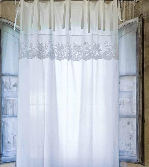 Tenda blanc maricl 140x300 cm colore avorio - Blanc mariclo mobili ...